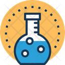 Chemical Reaction Biochemical Icon