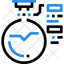 Flask Science Experiment Icon