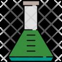 Lab Tube Flask Icon