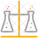 Flask Test Experiment Icon
