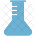 Flask Lab Conical Icon