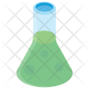 Flask Chemical Lab Apparatus Icon