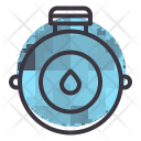 Flask Drink Water Icon