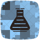 Flask Equipment Chemistry Icon