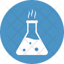 Flask Of Lab Icon