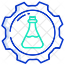 Flask Settings Icon