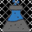 Flask Tube Icon