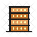 Flat Appartment Rent Icon