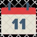 Calendar Dat Schedule Icon