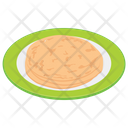 Flat Bread Icon