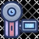 Movie Camera Handycam Camera Icon