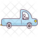 Lorry Loader Delivery Transport Icon