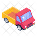 Truck Vehicle Flatbed Truck Icon