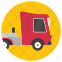 Flatbed Trailer Flatbed Truck Flatbed Lorry Icon