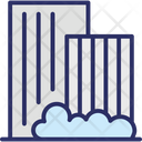 Flats Arcade Building Front Icon