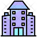 Estate Real Buildings Icon
