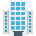 Flats City Building Icon