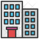 Flats Building Icon