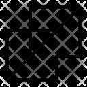 Flatten layers Icon