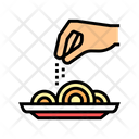 Flavoring Dish Color Icon