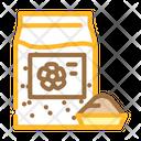Flax Bag Flax Sack Flax Icon
