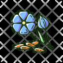 Flaxseed Icon