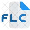 Flc File Audio File Audio Format Icon