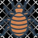 Flea Bloodsucking Bite Icon