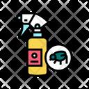Flea Spray Icon