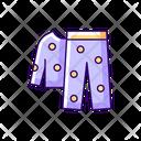 Fleece Pyjamas Icon