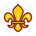 Fleur-de-lis Icon