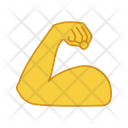 Flexed Bicep Icon