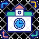 Flexible Schedule Gear Icon