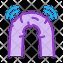 Flexible Insulation Bursts Icon