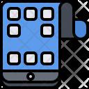 Flexible Display Phone Icon