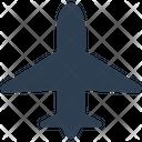 Air Airplane Flight Icon