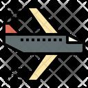 Flight Plane Aeroplane Flight Plane Icon