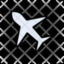 Flight Tour Airplane Icon