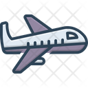 Flight Aircraft Airline Icon
