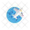 Flight Tour Transport Icon