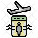 Flight Fly Aeroplane Icon