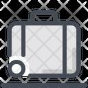 Flight Journey Luggage Icon