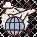 Flight International Flight World Tour Icon