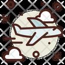 Flight Plane Aircraft Icon