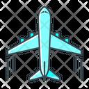 Airliner Flight Icon