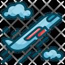 Flight Plane Airport Icon