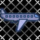 Flight Airplane Aircraft Icon
