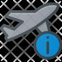 Flight Plane Info Icon