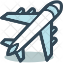 Flight Travel Plane Icon