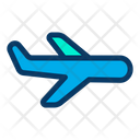 Airplane Fly Plane Icon